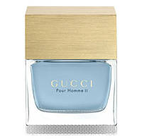 Оригинал мужской парфюм Gucci Pour Homme II 100ml edt (мужественный, стильный, дерзкий, харизматичный аромат)