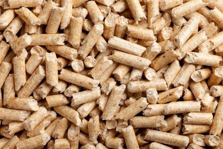 Топливные гранулы (пеллеты) 6мм ENplus-A1 сосна (мешок 15кг)