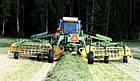 Прицепные валкообразователи серии «V-Twin 750 Super» (шириной захвата до 8 м) (ELHO, Финляндия), фото 4