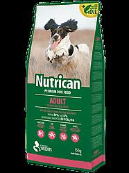 Корм Nutrican Adult of all Breeds Нутрікан Едалт корм для дорослих собак всіх порід 15 кг