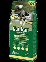 Корм Nutrican Performance Нутрікан Перфоманс для дорослих активних собак всіх порід 15 кг
