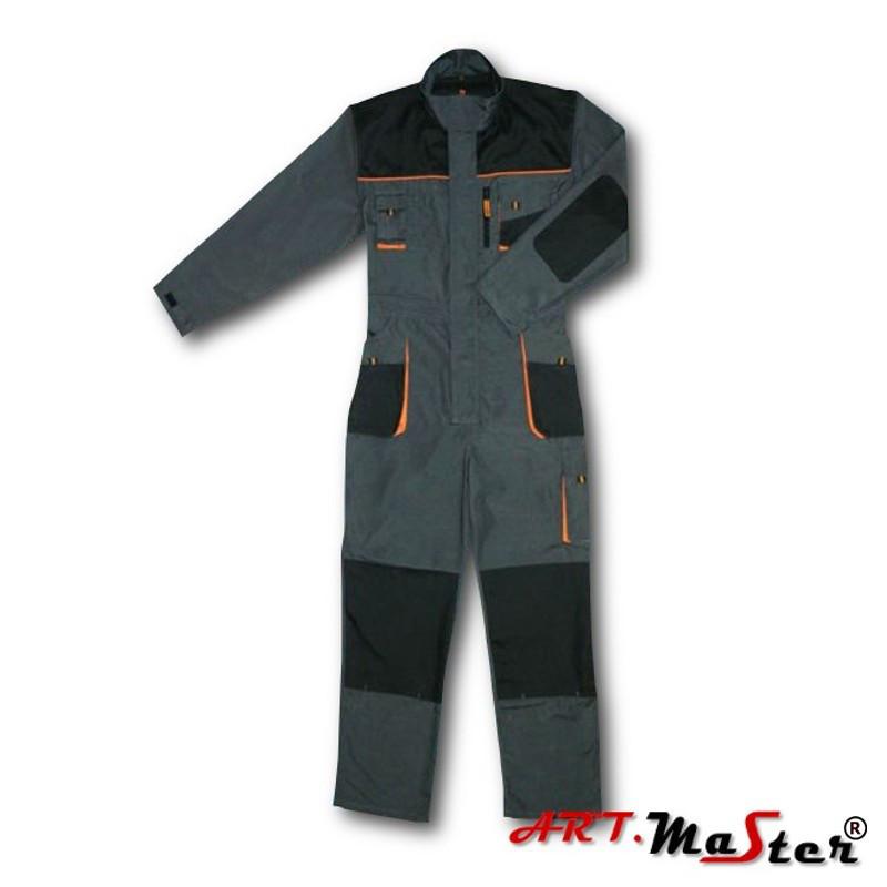 Профессиональная рабочая одежда ARTMAS серего цвета Kombinezon CLASSIC