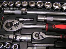 Набор ключей 108 шт + набор TORX, HEX бит 40 шт, фото 3