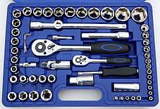 Набор ключей 108 шт + комплект насадок для отвертки 40 шт, фото 2