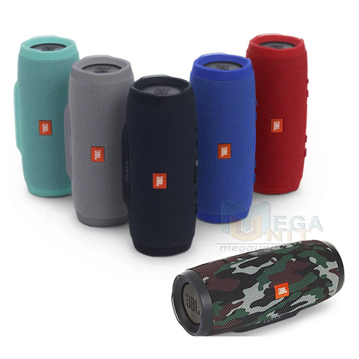 Портативная Bluetooth колонка JBL Charge 3 copy (microSD, USB, FM, HF, 2.0)