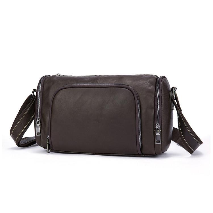 a2da58058bcd Мужская кожаная сумка через плечо Marrant | цена. Купить в интернет ...