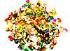 Конфетти разноцветные сердечки (фольга) Dzyga, фото 2