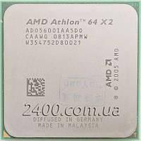 Процессор AMD Athlon 64 X2 5600+ (2900MHz, сокет AM2) ADO5600IAA5DO