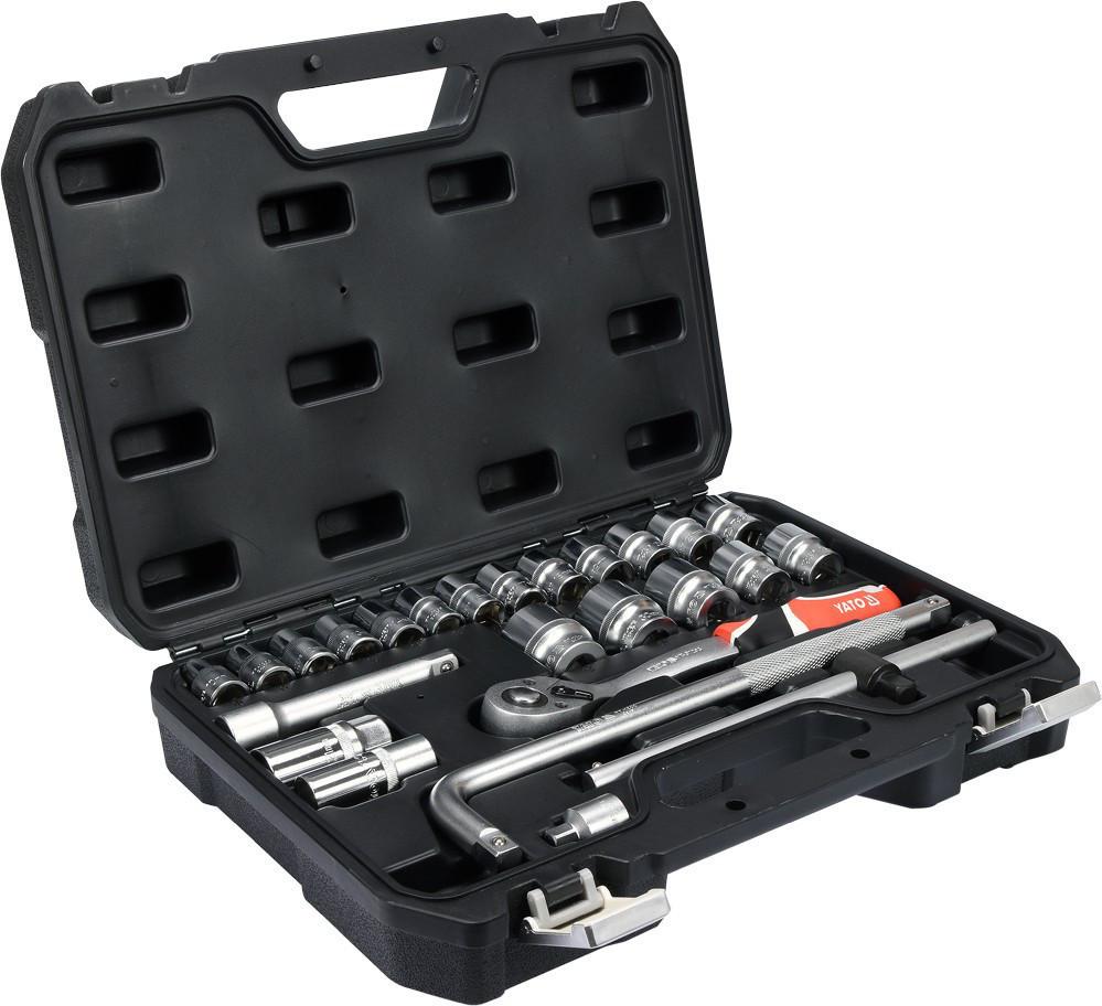 Набор ключей YATO YT-38741 25 шт
