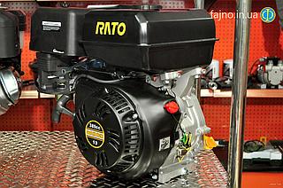 Бензиновый мотор Rato R390 (13,0 л.с. вал 25 мм, шпонка)
