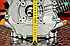 Бензиновый мотор Rato R390 (13,0 л.с. вал 25 мм, шпонка), фото 5