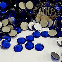 Стразы Swarovski Xirius, цвет Majestic Blue, 100шт