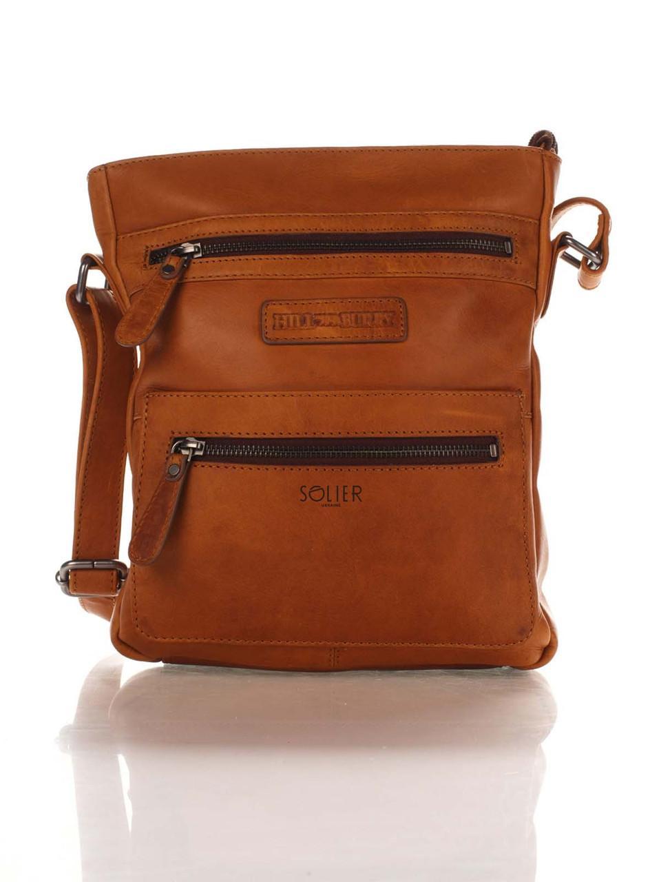 5806dd5af52b Мужская Сумка HILL BURRY 1882_brown кожаная коричневый: купить в ...