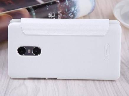 Кожаный чехол (книжка) Nillkin Sparkle Series для Xiaomi Redmi Pro, фото 2