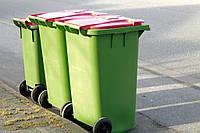 Выбор мусорных контейнеров