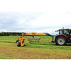 Прицепные валкообразователи серии «V-Twin 950 Super» (шириной захвата до 9,5 м) (ELHO, Финляндия), фото 5