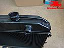 Радиатор водяного охлаждения УАЗ (TEMPEST). 3741-1301010-01А. Ціна з ПДВ. , фото 5