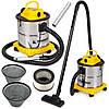 Промышленный пылесос Powermat PM-ESP-2000, фото 4