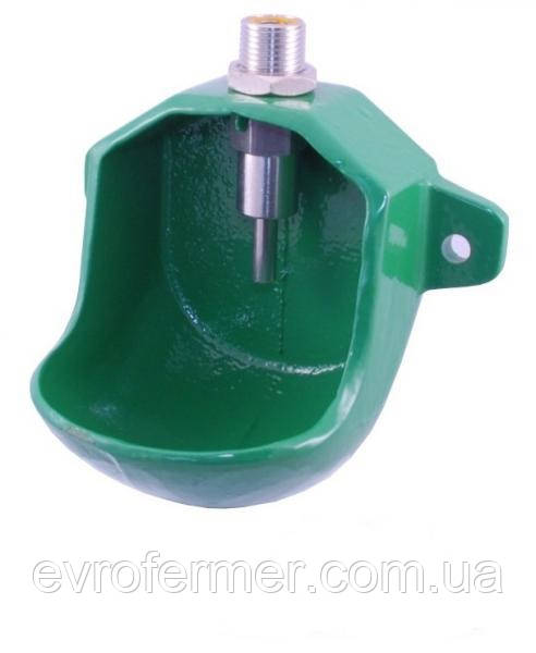 Автоматическая чугунная поилка для подсосных поросят МР-8