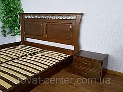 """Спальный гарнитур """"Новый Стиль"""" (кровать, тумбочки), фото 3"""