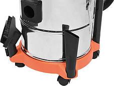 Промышленный пылесос TOYA 1000W, фото 3