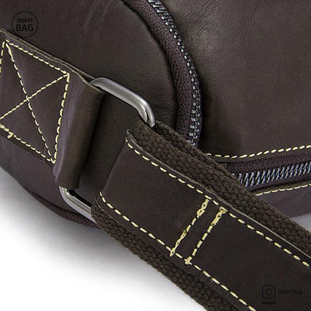 Мужская кожаная сумка через плечо Marrant