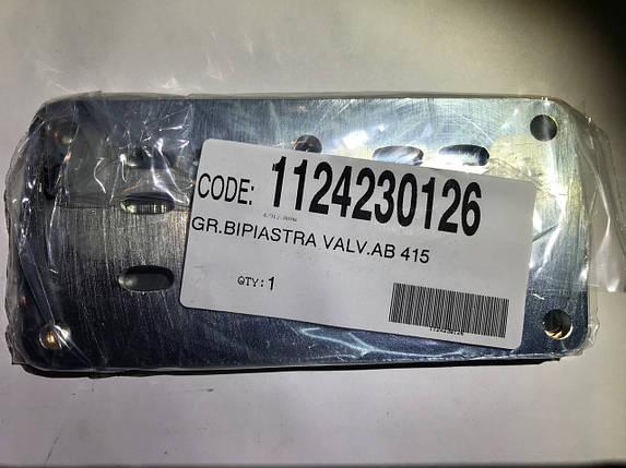 Клапанная плита АВ515/415, фото 2