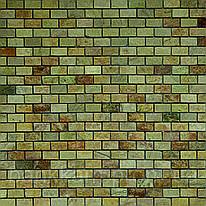 Мозаїка Кварцит цеглинки (уп. 0,5 кв.м.)