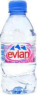 Вода минеральная Evian 0,33л ПЕТ