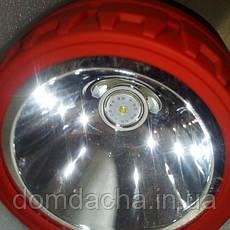 Фонарь LEDФонарь ASK 2829 TP ( 5 Вт. 25LED ) ручной аккумуляторный переносной, фото 3