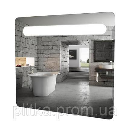 Зеркало Гамма 80 см с LED подсветкой, фото 2