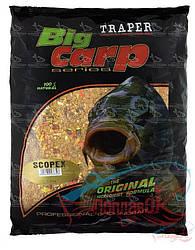 Прикормка TRAPER  Big Carp 2,5 kg Scopex (Скопекс)