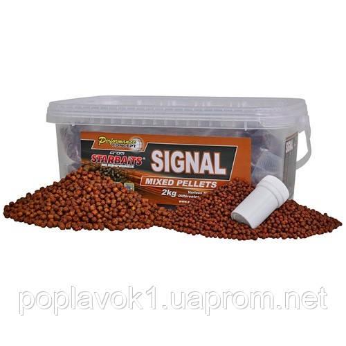 Пеллетс Starbaits Pellets Signal Mix 2кг