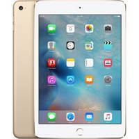 Apple iPad mini 4 Wi-Fi 128GB Gold (MK9Q2, MK712) 3 мес