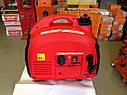 Бензогенератор инверторный Swiss Kraft SK1800, фото 4