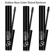 Подводка-тушь для бровей Golden Rose Color Tinted Eyebrow Mascara