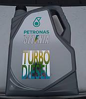 Масло Selenia Turbo Diesel 10W40 5л полусинтетическое, фото 1