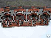 Головка блока цилиндров А-41 ДТ-75 в сборе - ГБЦ