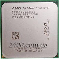 Процесор AMD Athlon 64 X2 5400+ (2800MHz, сокет AM2) ADO5400IAA5D0