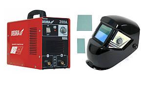 Сварочный аппарат DEDRA MMA 200A, фото 2