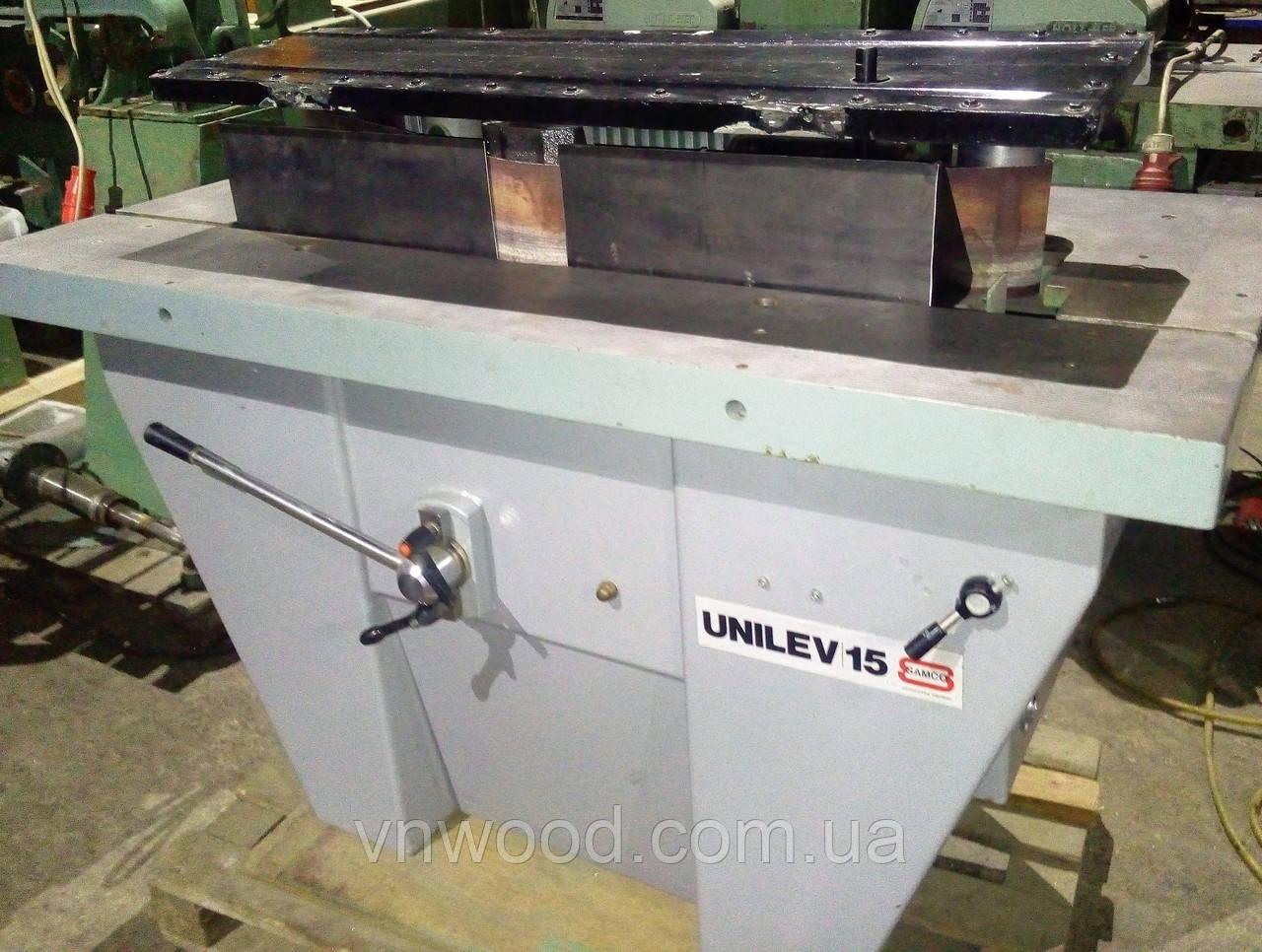 Крайкошліфувальний верстат Unilev 15 SAMCO  SCM