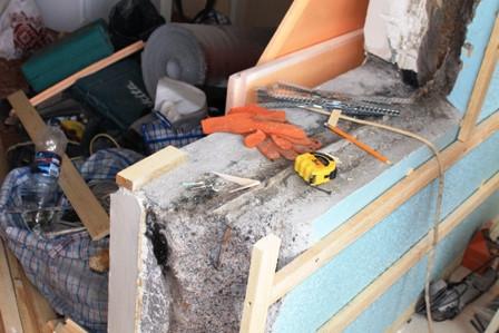 С чего начать ремонт балкона?