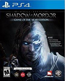 Игра для игровой консоли PlayStation 4, Middle-earth: Shadow of Mordor (Game of the Year Edition)