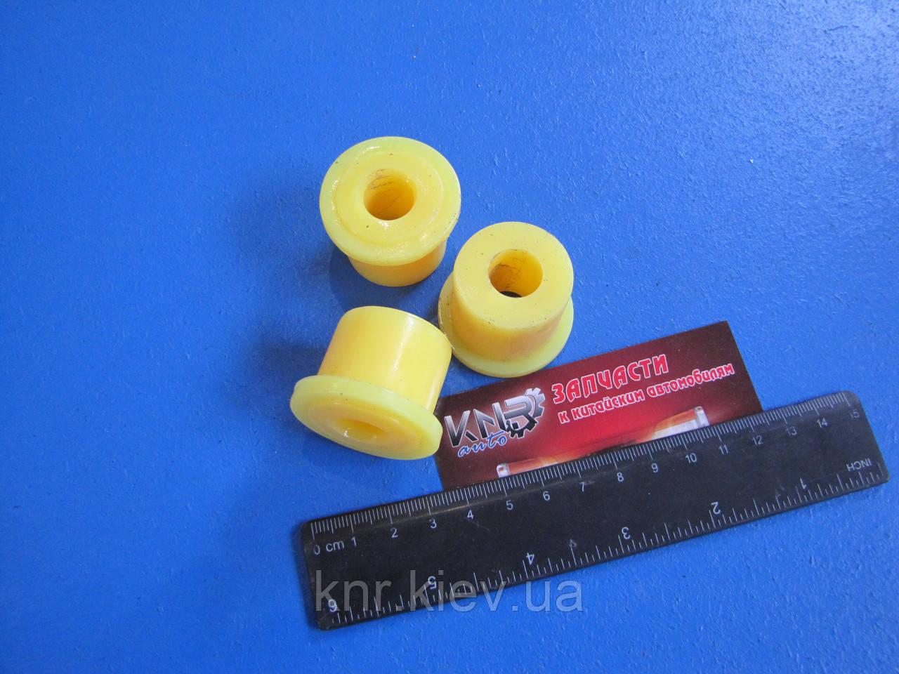 Втулка ушка рессоры задней задняя FAW-1011 (Фав)