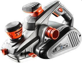 Электрический рубанок GRAPHITE 59G680