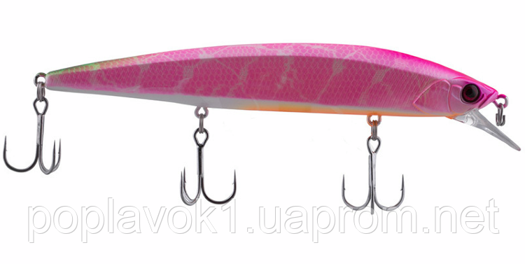 Воблер Jackall Rerange 130ммSP 21.1г UV Secret Pink Tiger