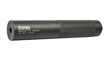 "Глушитель  ""Steel"" 7.62 14x1Lh (АКМ) Gen 2"