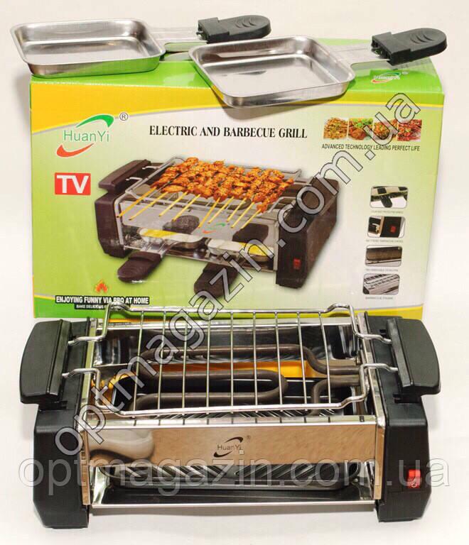 Електрогриль Барбекю Barbecue Grill