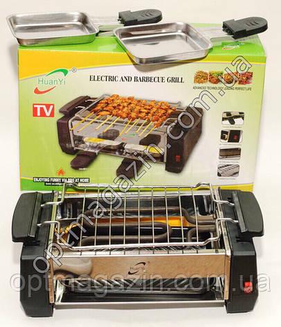 Електрогриль Барбекю Barbecue Grill, фото 2