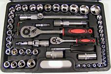 Набір ключів 109 шт + набір ключів 6-22 мм 12 шт, фото 3